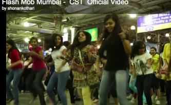 Mumbai Flash Mob