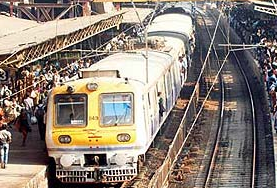 Mumbai Suburban Local