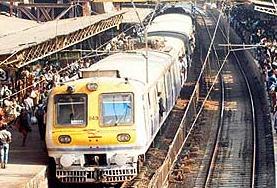 Mumbai Suburban Local