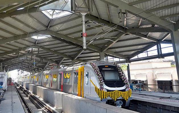 Mumbai Metro inaugration