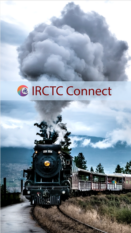 IRCTC Connect Mobile App