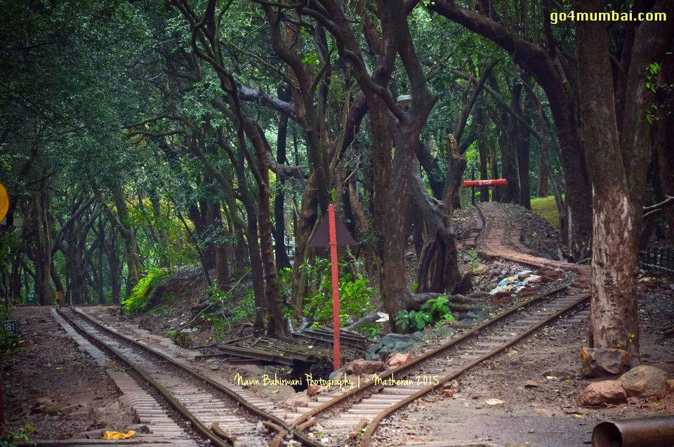 Diversion on Neral Matheran Tracks