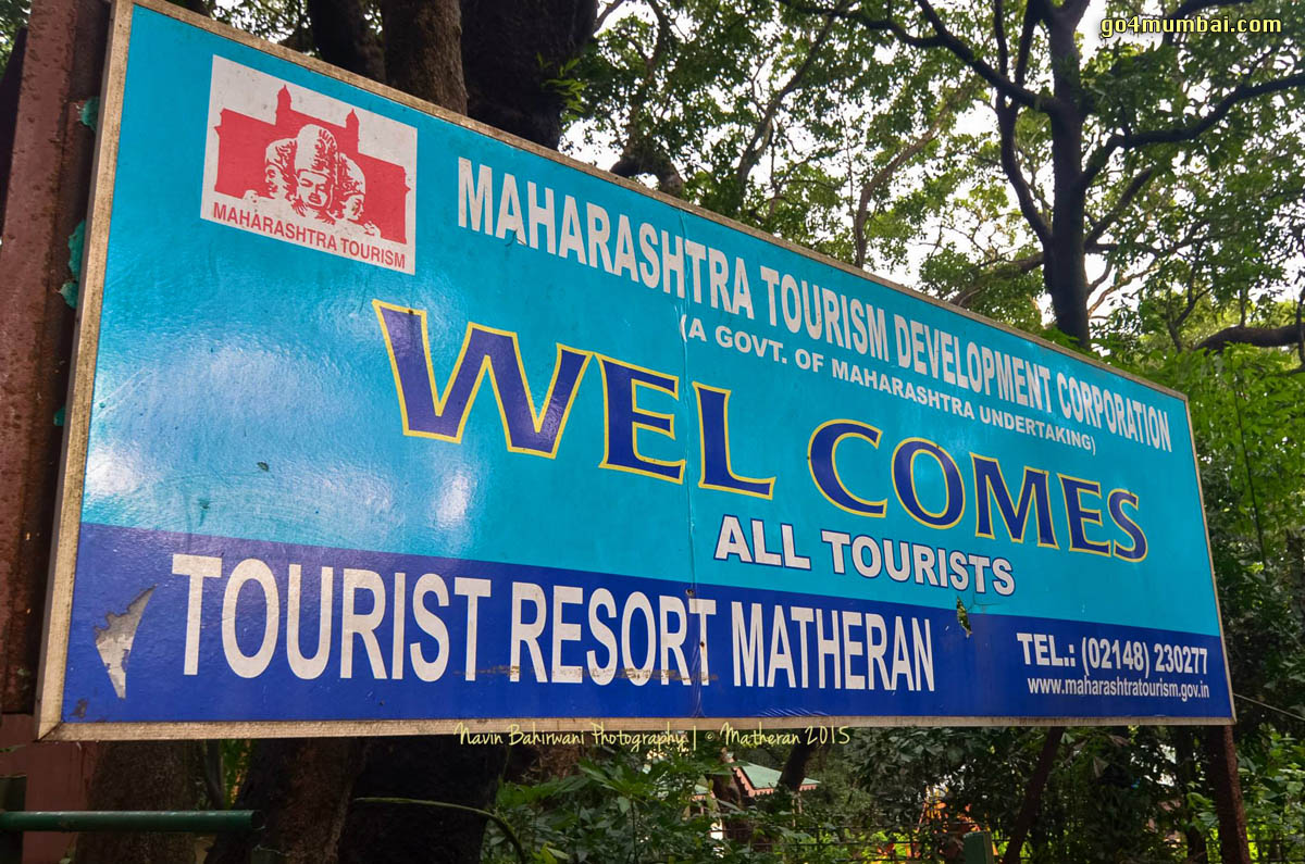 Maharashtra Tourism Department MTDC Matheran Tourist website phone number