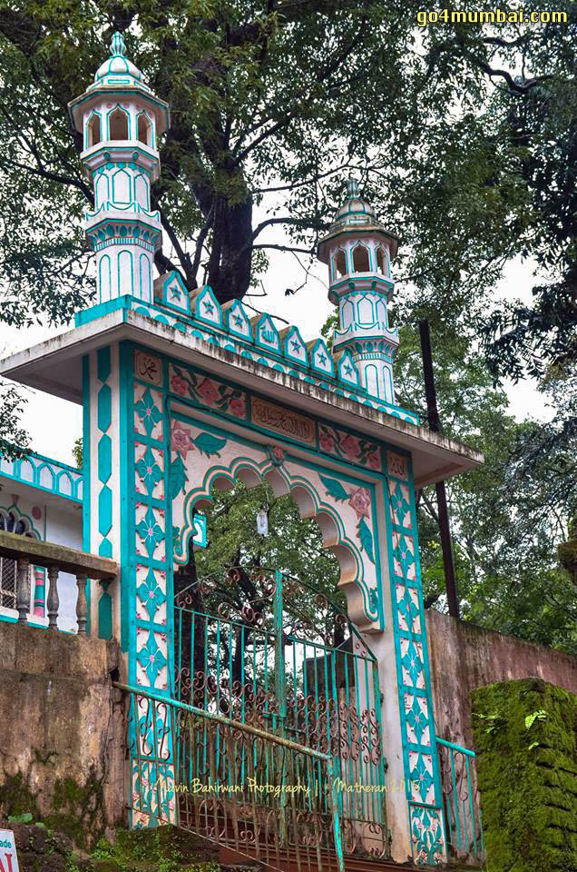 Dargah at Matheran Hill Station
