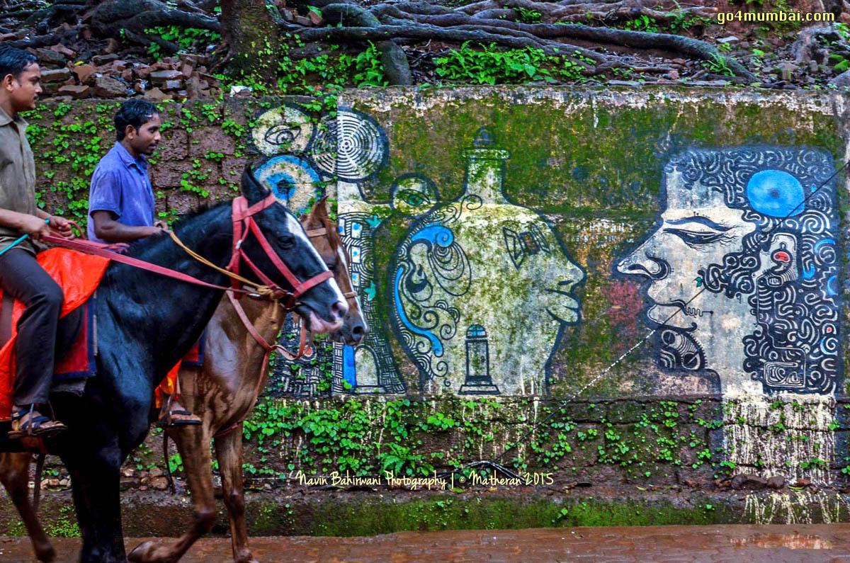 Matheran Horse riders