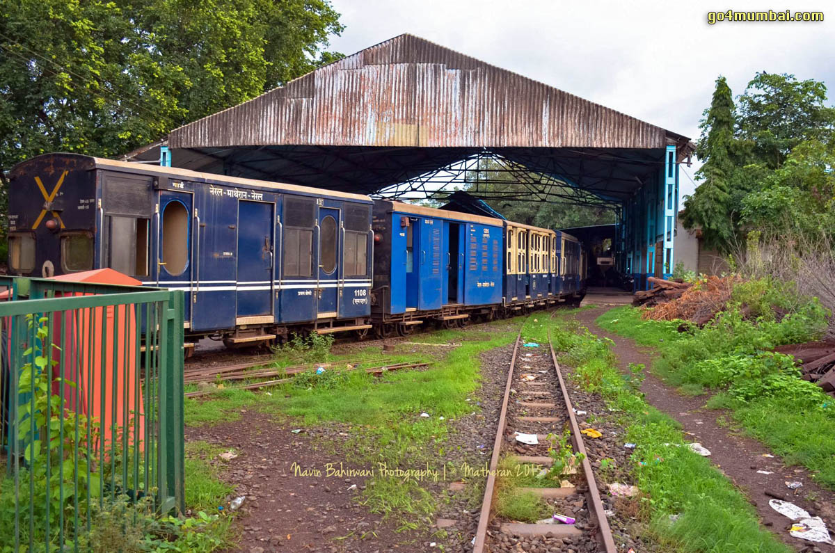 Neral Matheran Railway Shade