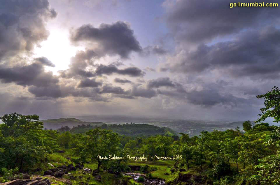Neral Matheran Scenic Stunning view