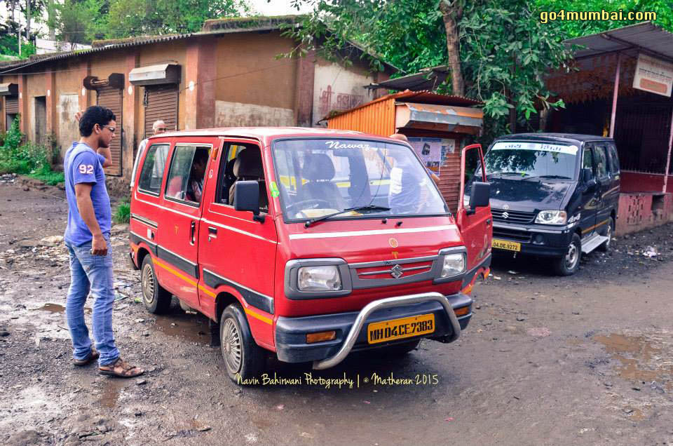 Neral Matheran Shared Taxi