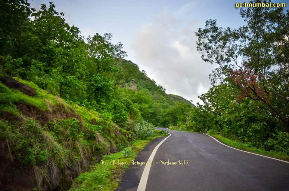 Neral Matheran by Road scenic