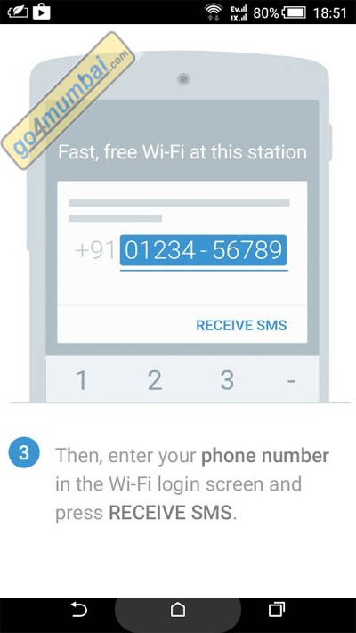 Google Free Wifi How To step 4