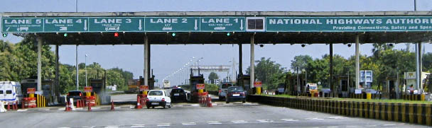 Image result for toll plazas