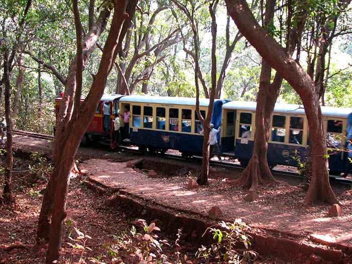 Matheran by Train