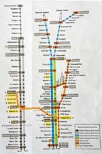 Mumbai Local Train Timetable 2018, Monorail, Metro | Mumbai CST to ...